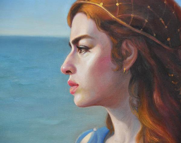Sappho painting