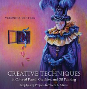 creatuve techniques art book