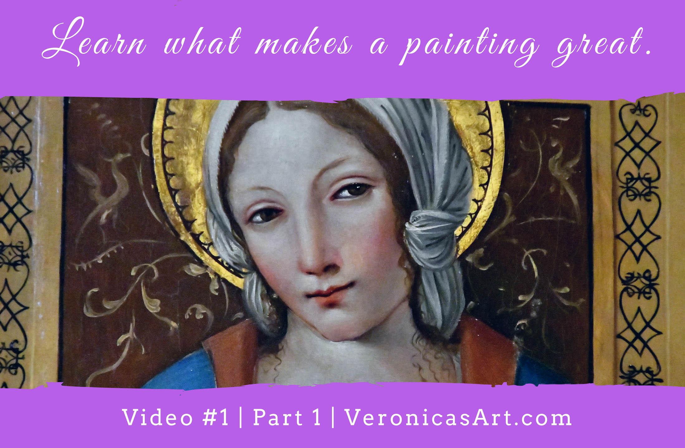art appreciation: understanding the qualities of great art