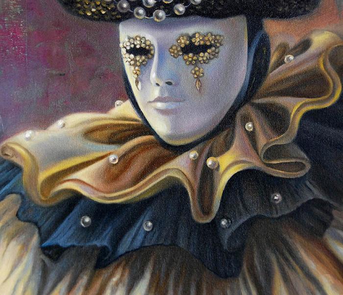 masks, venetian carnival