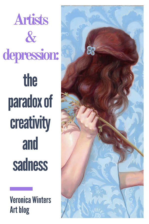 Artists And Depression The Paradox Of Creativity And Sadness