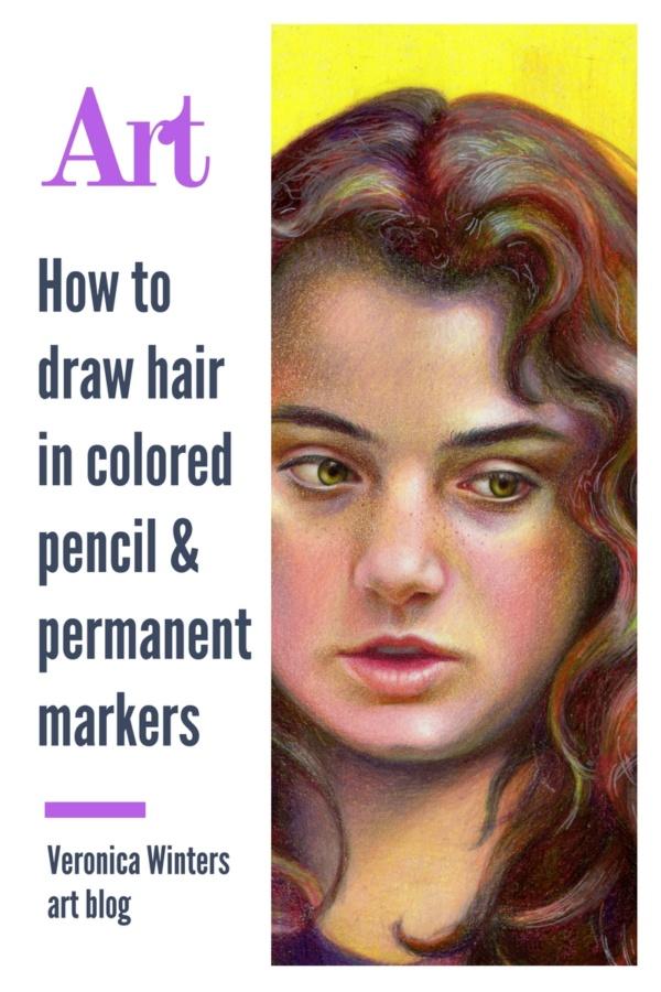 veronica winters narrative portrait painting