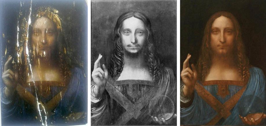 The Salvator Mundi painting of Leonardo da Vinci: is it real