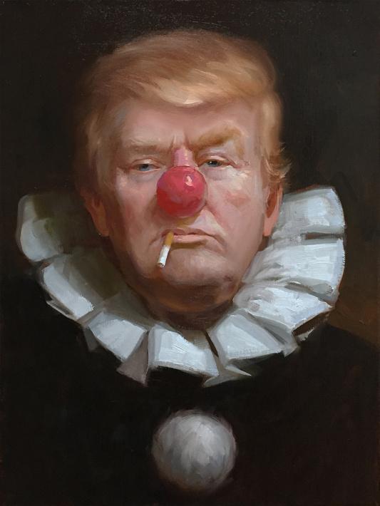 tony pro_trump painting